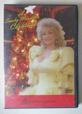 SMOKEY MOUNTAIN CHRISTMAS dvd REGION 0 ALL dolly parton RARE family movie 1986