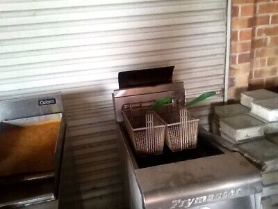 Commercial 20 Ltr Working Deep Fryer