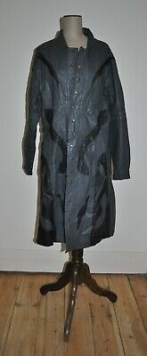 Vintage 70's ORIGINAL EQUIPMENT (Womens or Mens) Leather Coat