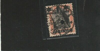 Lot  Germany 4 Danzig 4 used, Kat. Mich. 41III