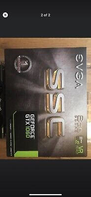 EVGA GeForce GTX 1060 6gb SSC Gddr5 Desktop Gaming PC Video Graphics Card US