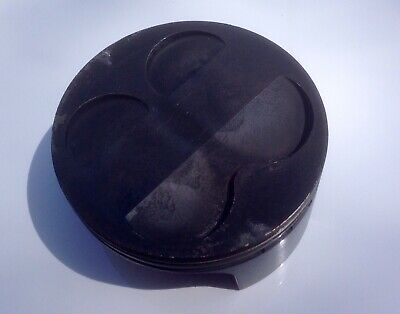 V8 Supercar Engine Part Unsigned Mahle Piston Top Used