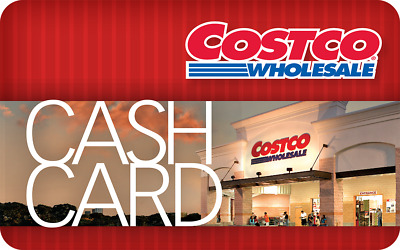 $200 Costco Shop Cash Gift Card - Direct from Costco.com - Free Shipping