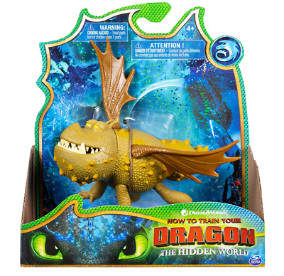 How to Train Your Dragon Meatlug Action Figure (BRAND NEW+SEALED)