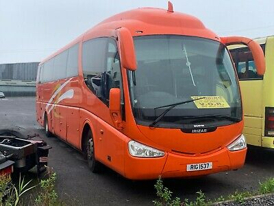 SCANIA IRIZAR PB 2005  49 SEAT EXECUTIVE COACH euro 5