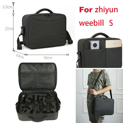 Portable Travel Handbag Storage bag for Zhiyun Weebill S Carrying Case Shoulder