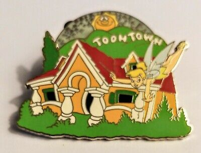 Disney Mickey's ToonTown, Where Streets Have Character Tink Pin