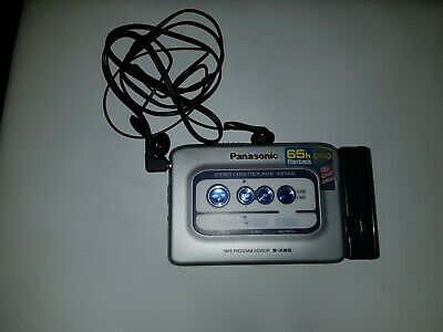 PANASONIC RQ-SX32 Walkman Cassette Player EXCELLENT CONDITION
