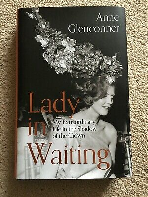 Anne Glenconner 'Lady In Waiting' Book