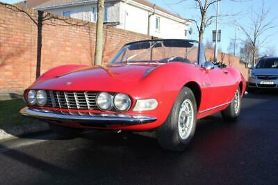 Fiat DiN0 Spider 1969 2.Ol late series II C0nvertable Spyder