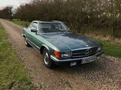 Mercedes SL 280 Auto 1985 - CLASSIC - Terry Wogans old car!!