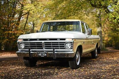 1975 Ford Rancher F250 Super Cab pick up truck