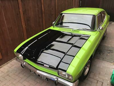 Ford Capri 1.6 Xl, Mk1,1971,Beautiful Example Of A Classic Ford