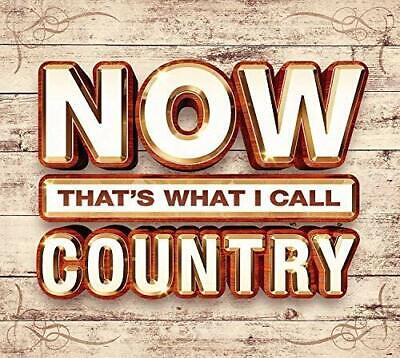 Now Thats What I Call Country  Cd  Brand New Sealed