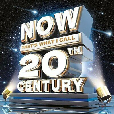 Now Thats What I Call 20Th Century  Cd  Brand New Sealed