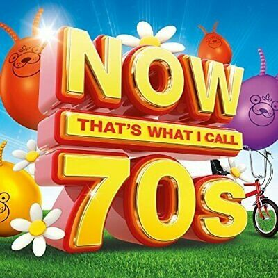 Now Thats What I Call 70S Cd  Brand New Sealed