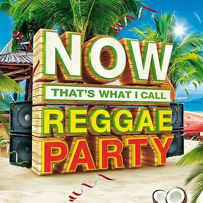 Now Thats What I Call Reggae Party Cd  Brand New Sealed