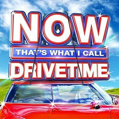 Now Thats What I Call Drive Time Cd  Brand New Sealed
