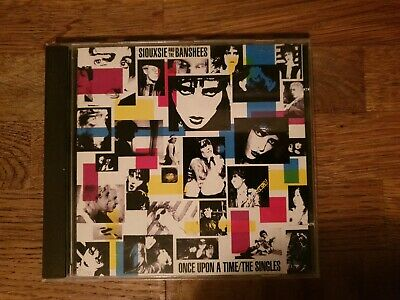 Siouxsie & the Banshees, Once Upon a Time - The Singles CD