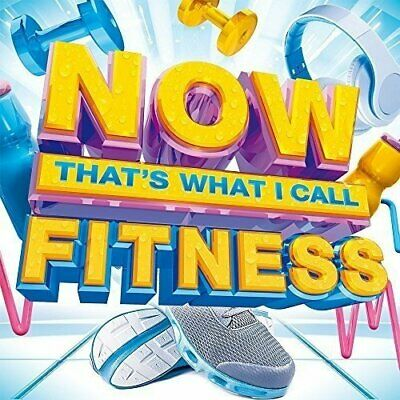 Now Thats What I Call Fitness  Cd  Brand New Sealed