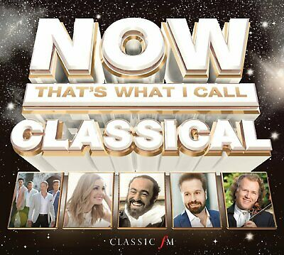 Now Thats What I Call Classical Cd  Brand New Sealed