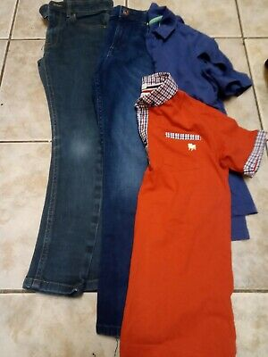 Great bundle of boys clothes  Age 9-10 years