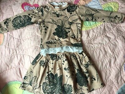 angel and rocket Top And Skirt Set Age 4