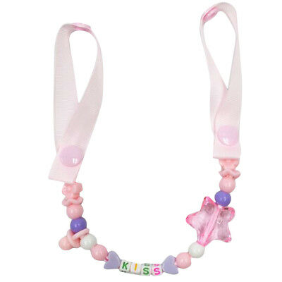 Baby Pacifier Nipples Bottle Chain Clip Nipple Strap Holder Leash Holders LH