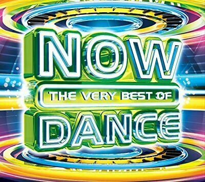 Now Thats What I Call Very Best Of Dance Cd Brand New Sealed