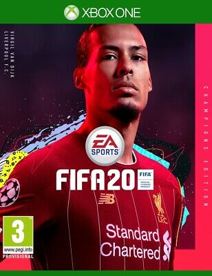FIFA 20 (Xbox One) Game | BRAND NEW SEALED