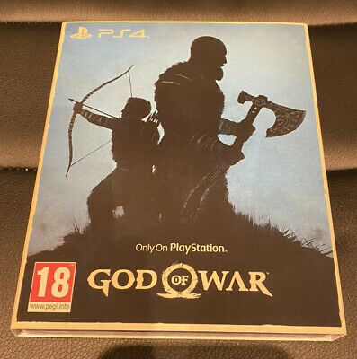 God Of War (2018) - The Only on PlayStation Collection (PlayStation 4 / PS4)
