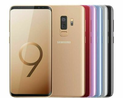 Mint Samsung Galaxy S9 Plus G965U Smartphone Unlocked TMobile/Verizon/ATT/Metro