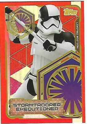 Star Wars Journey To The Last Jedi Limited Edition LEMB Stormtrooper Executioner