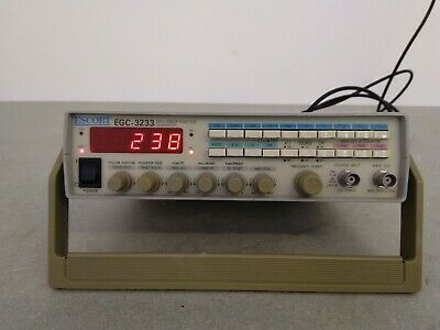 Escort EGC-3233 Sweep Function Generator 5MHz