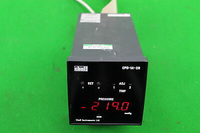 Chell Instruments Digital Pressure Gauge CPD-1A-2R