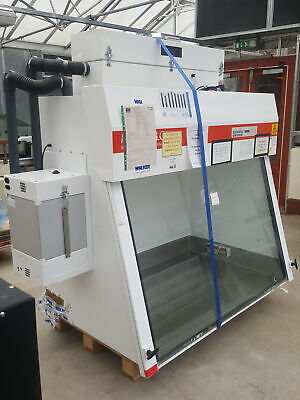 Walkers Microflow Biological Safety Cabinet Lab