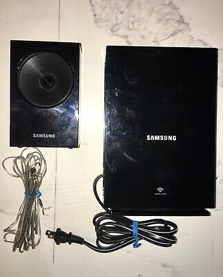 Samsung SWA-5000 Samsung Wireless Rear Speaker Module Receiver + Speaker