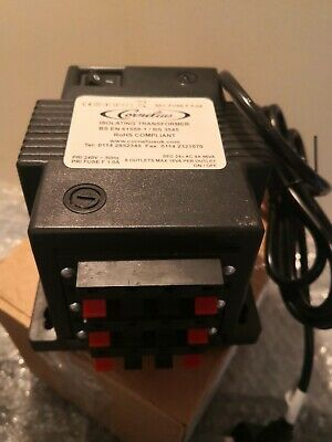 Cornelius Isolating Transformer 240v 6 Outputs low voltage lighting supply