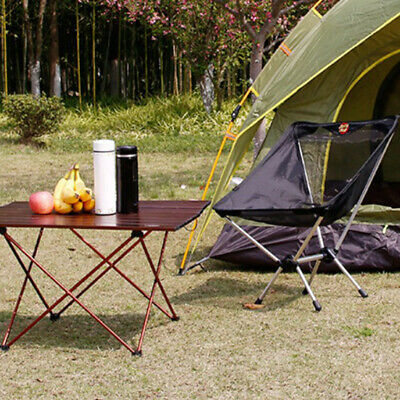 Folding Table Portable Picnic Party Dining Camp Table Utility Indoor Outdoor