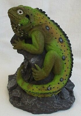 Iguana Sculpture Figurine