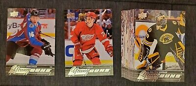 2015-16 Upper Deck Hockey Series 1 & 2 Young Guns U Pick