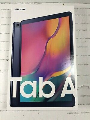 "Samsung - Galaxy Tab A (2019) - 10.1"" - 32GB - Black brAnd new sealed"