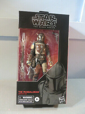 The Mandalorian #94 Star Wars The Black Series 6-Inch Action Figure NIB Disney+