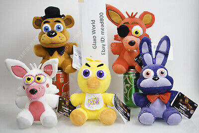 "NEW Funko Five Nights at Freddy's FNaF 6"" Plush Very Hard to FIND"
