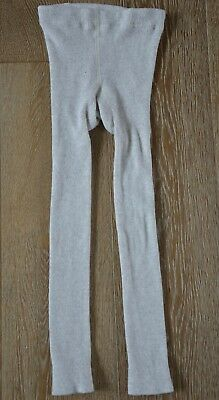 Hanna Andersson Girls Footless Tights Size 130/US 8 GUC