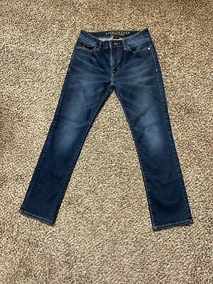 American Eagle Outfitters Slim Boot Extreme Flex Jeans SZ 30X30 Actual SZ 30X29