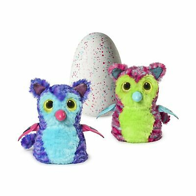 Hatchimals Fabula Forest - Hatching Egg with Interactive Tigrette by Spin Mas...