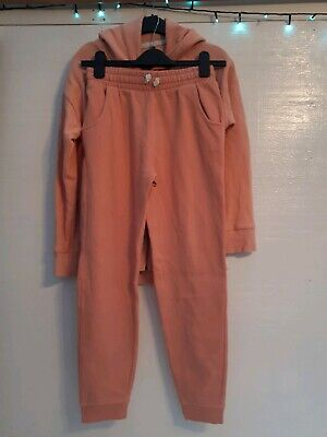 Pink Next Tracksuit Age 12 Years Top Joggers Girls