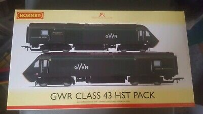 Hornby R3685 GWR Great Western Railway HST Power Car Pack 43041& 43005