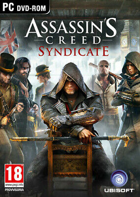 Assassin's Creed Syndicate D1 Day One Edición Especial PC Ubisoft